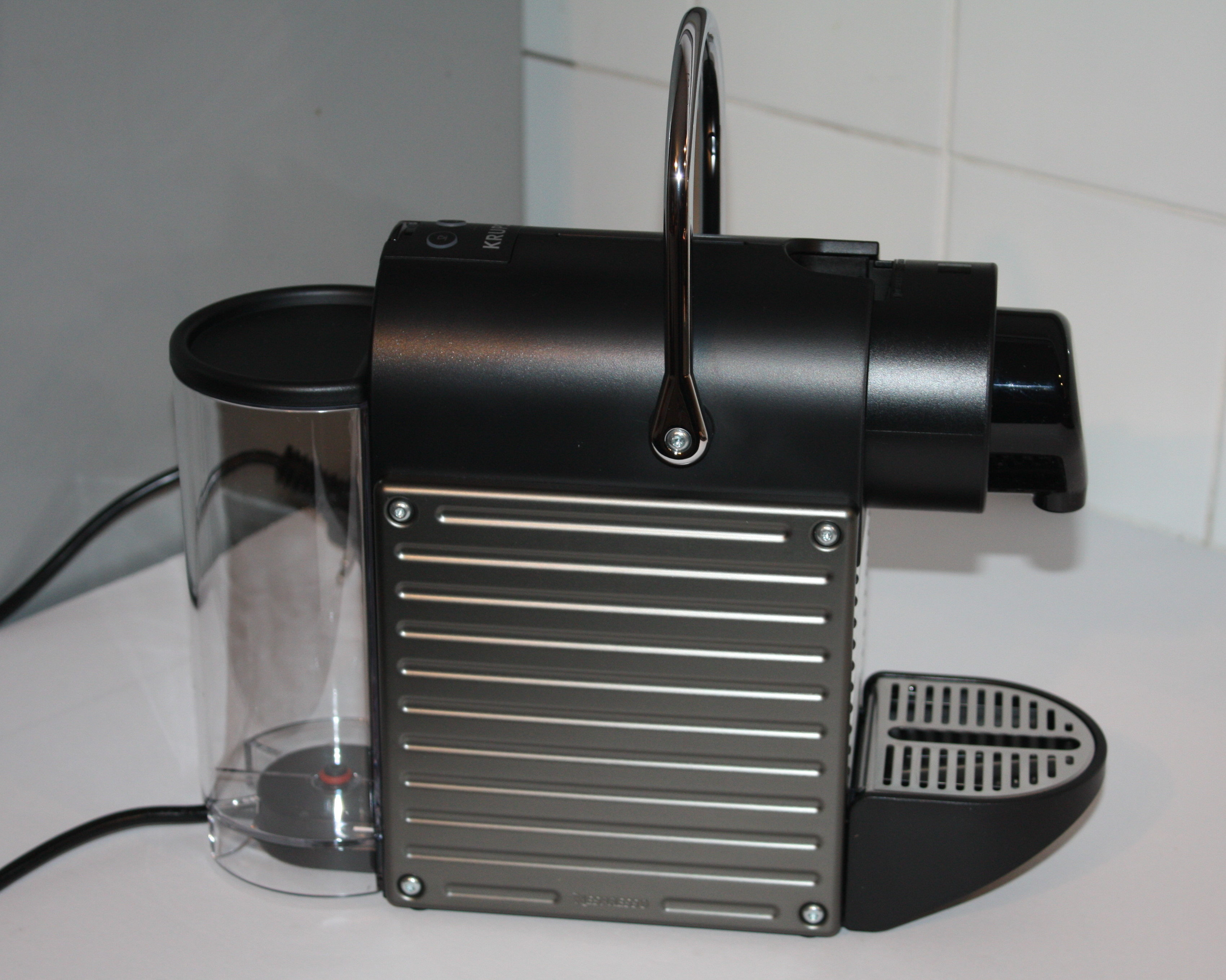 Krups Nespresso Pixie Review Coffee Machine Reviews