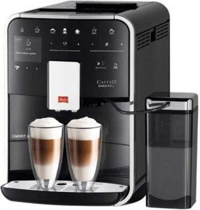 Melitta F850 102 Barista Ts Smart Coffee Machine Review
